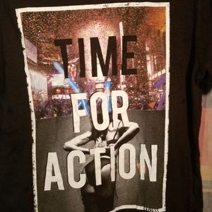 Time for action T-shirt by express